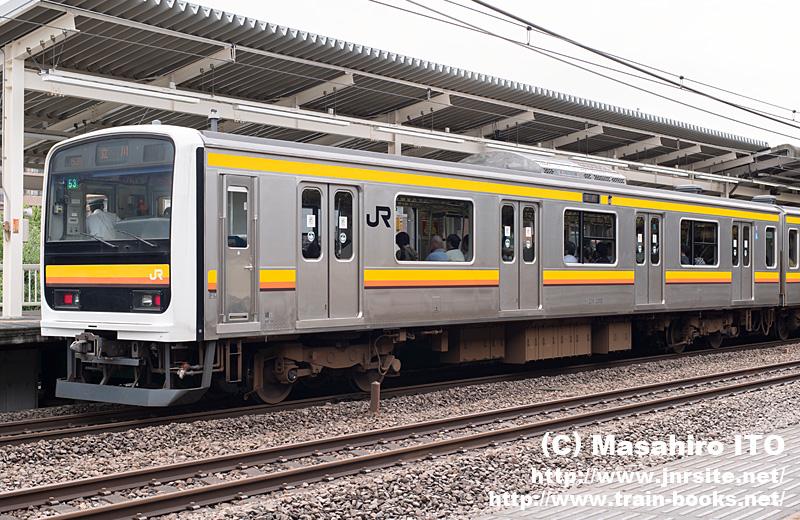 クハ209-2202
