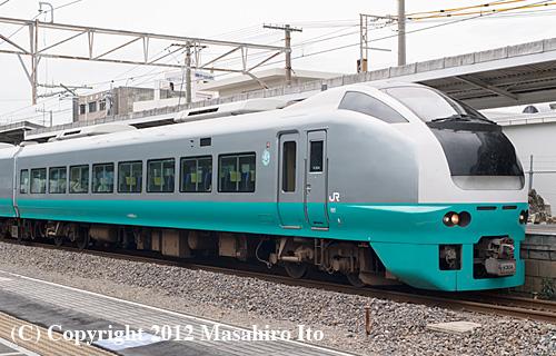 クハE653-4