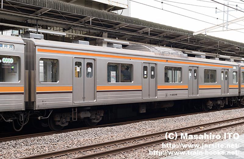 サハ205-66