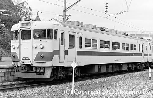 クハ455-609