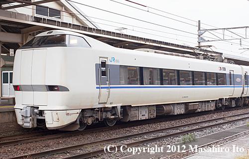 クハ682-501
