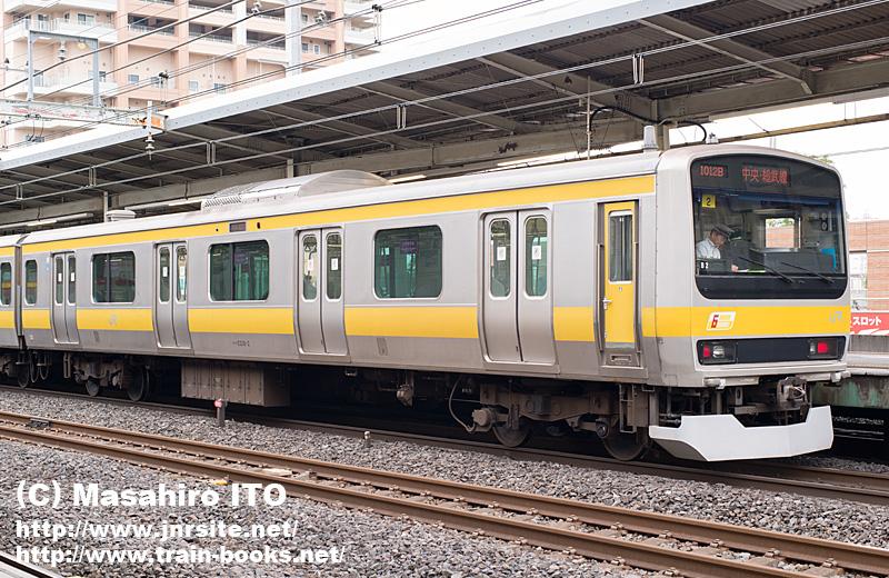 クハE230-2