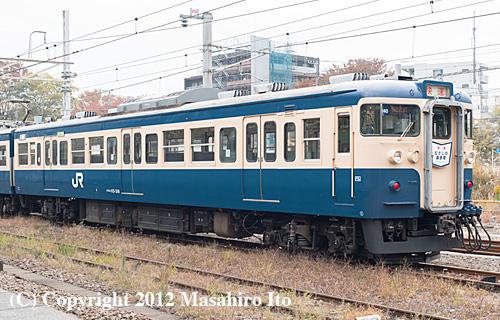 クモハ115-318