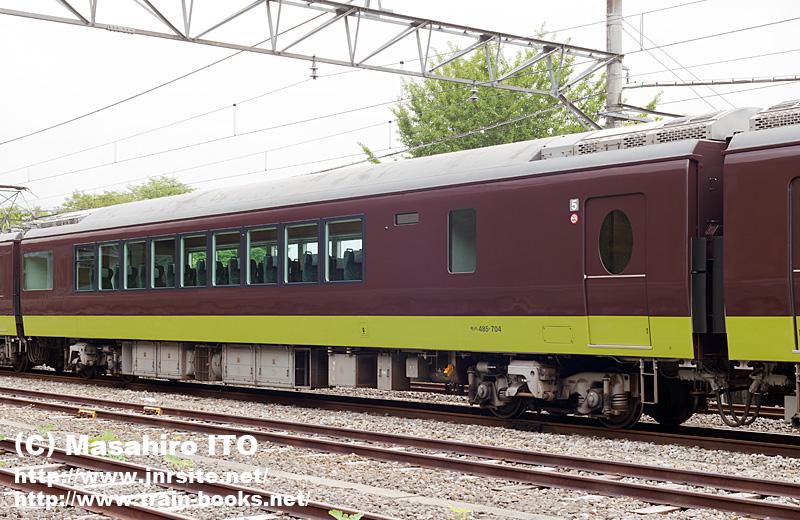 モハ485-704