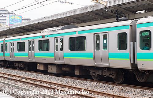 モハE230-99