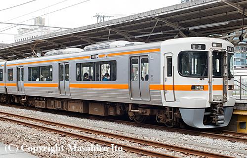 クモハ313-2605