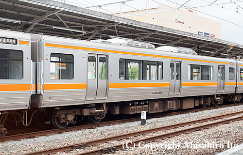 モハ313-2605