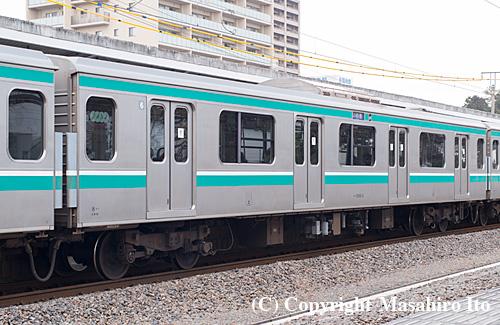 サハE500-3