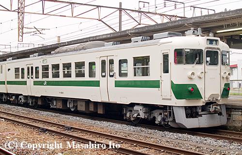クハ416-1