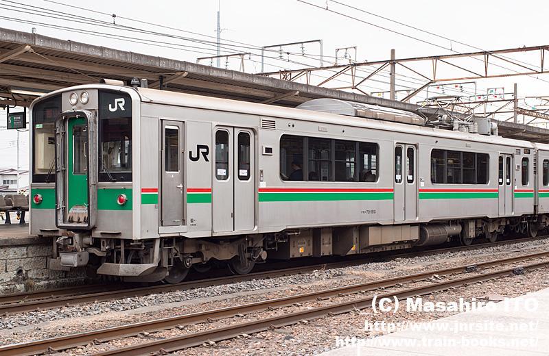 クモハ701-1513