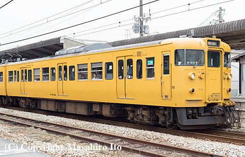 クモハ115-302