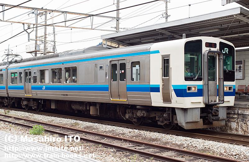 クハ212-105