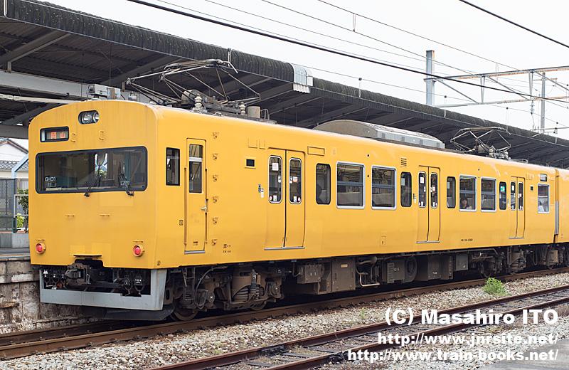 クモハ114-1098