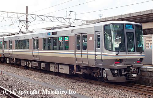 クモハ223-2102