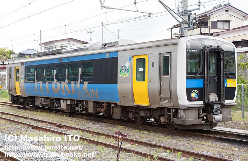 キハE200-1