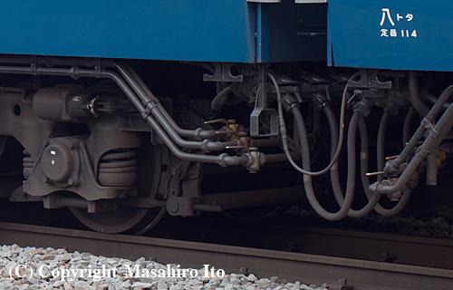 モハ114-344の4位車端部
