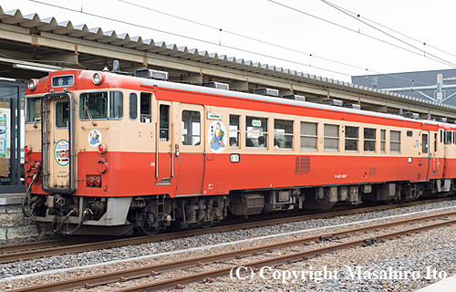 キハ40 1007