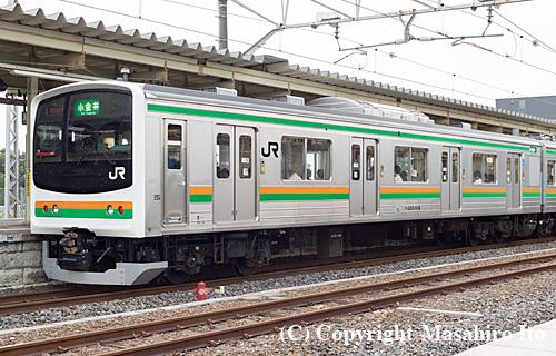 クハ205-608