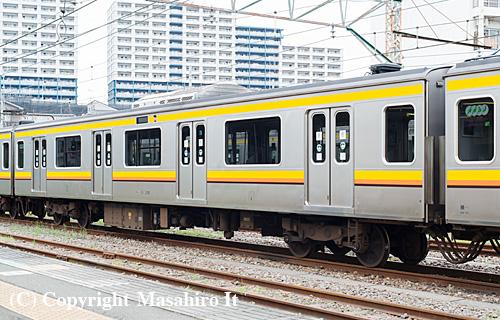 モハ208-2205