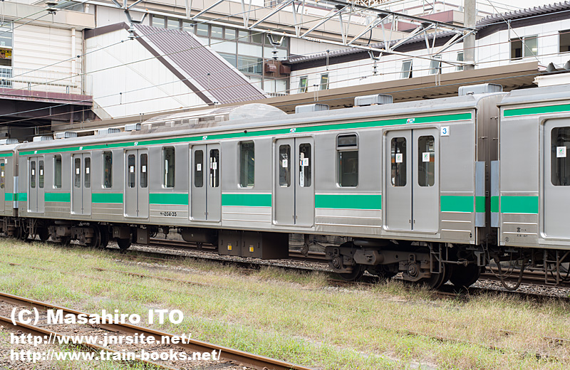 サハ204-35
