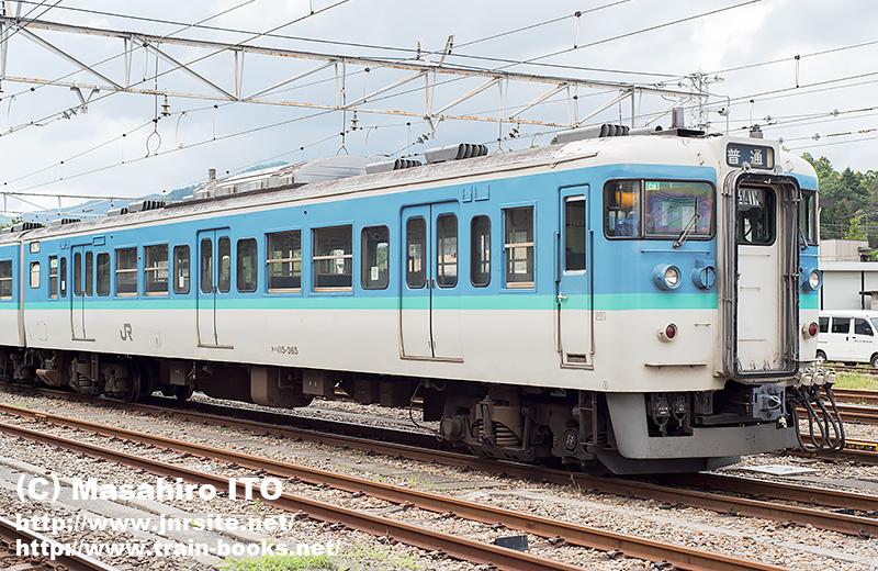 クハ115-365