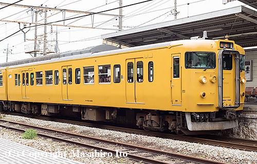 クハ115-1405