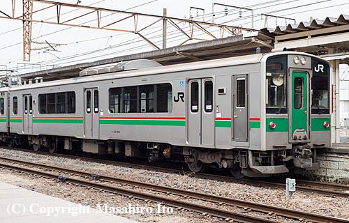 クハ700-1513