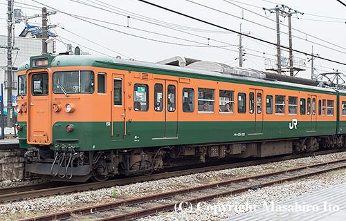 クモハ115-321