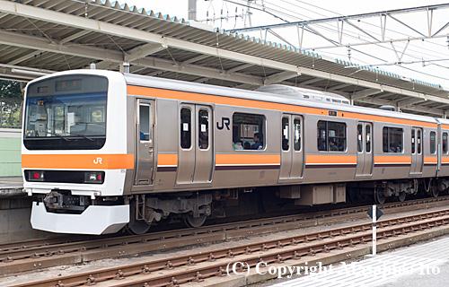 クハ208-514