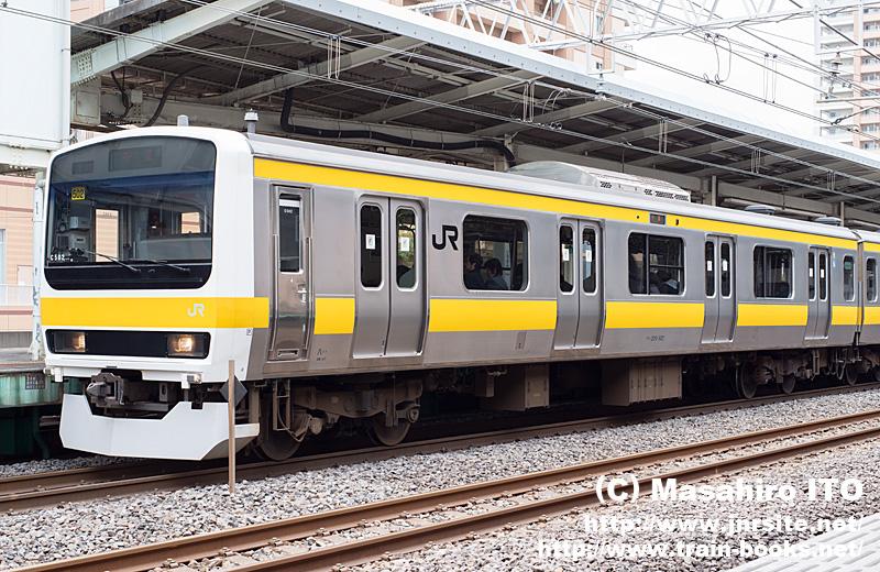 クハ209-503