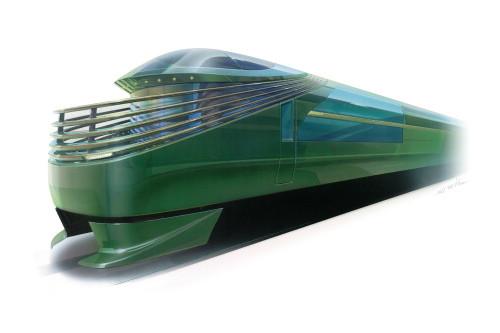 JR西日本が導入する新たな寝台列車