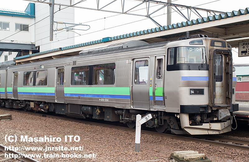 キハ201-304