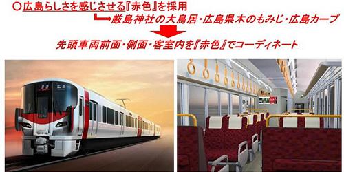 JR西日本 227系直流電車