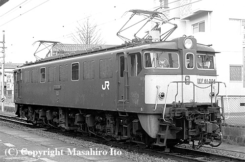 EF61 204