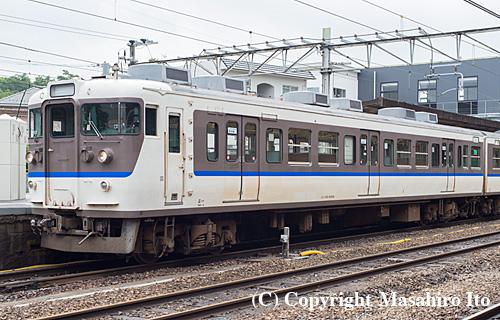 クハ115-608