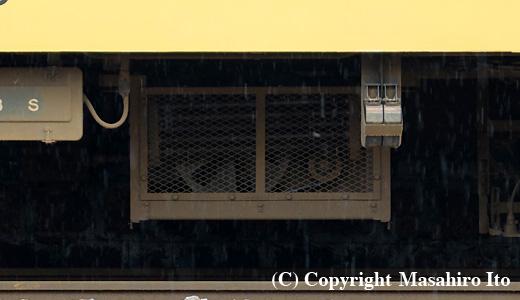 クハ115-759 の空気圧縮機(CP)