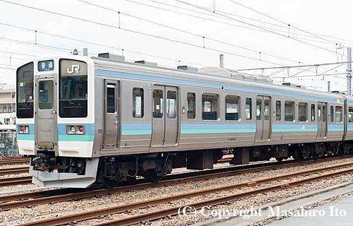 クハ210-1