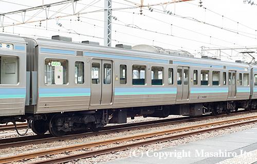 モハ210-1