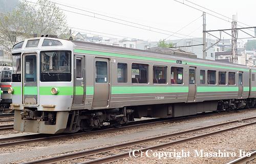 クハ721-5001