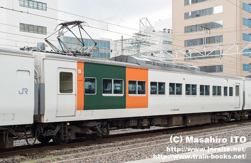 モハ185-209