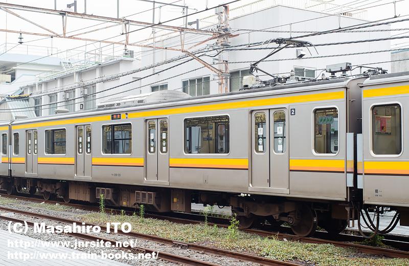 モハ209-135