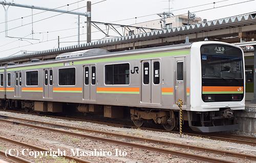 クハ209-3003