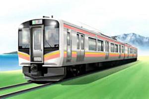 新潟地区に投入予定のE129系(イメージ)