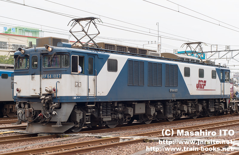 EF64 1027