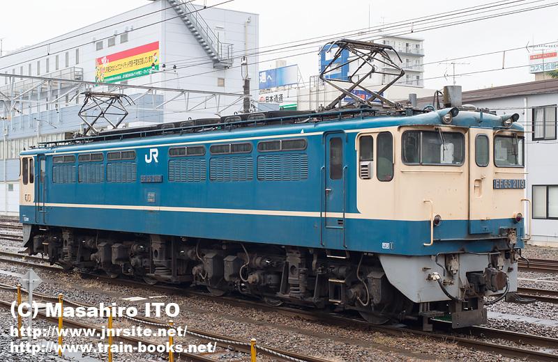 EF65 2119