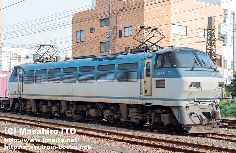 EF66 128