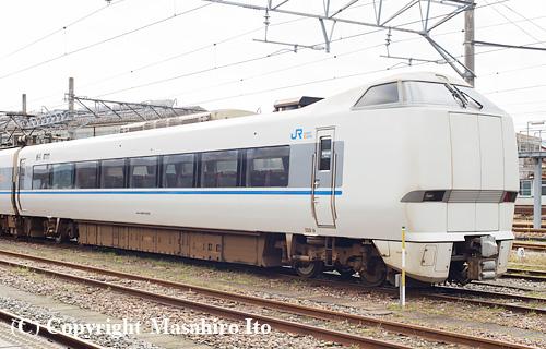 クモハ681-503