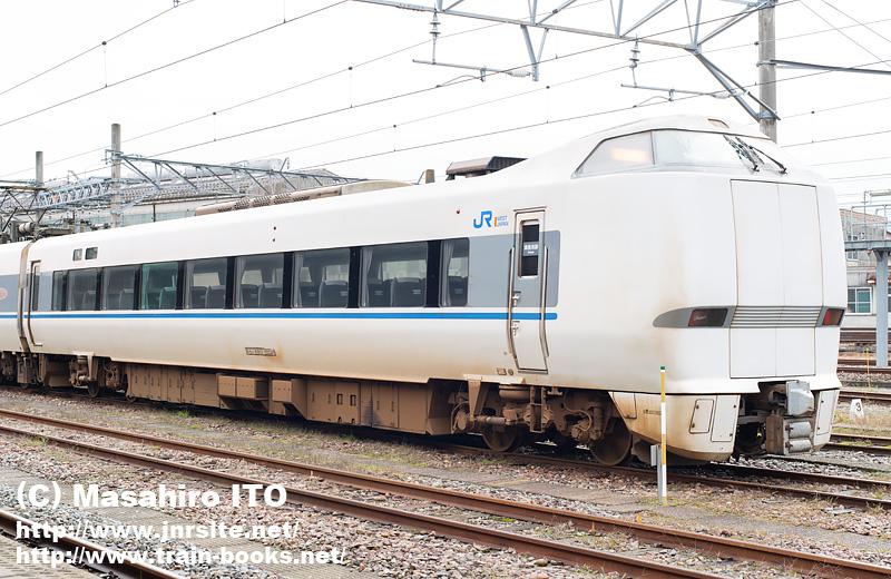 クモハ683-1502