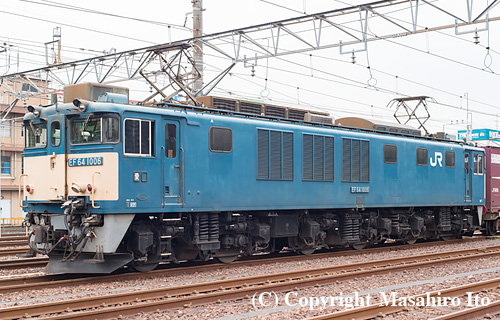 EF64 1006