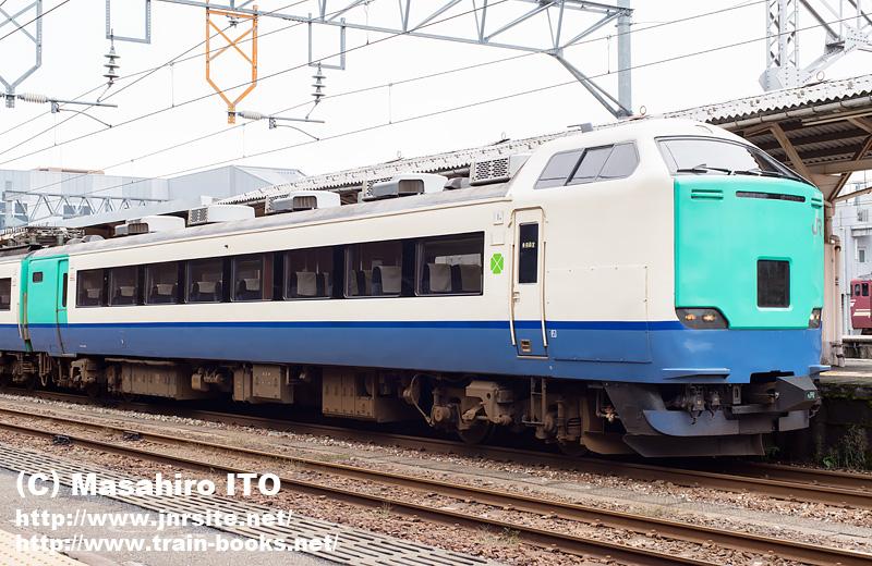 クロハ481-3008